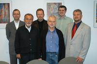 Gründungsvorstand der Alumni der Informatik Dortmund e.V.