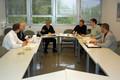 Erste Vorstandssitzung der Alumni der Informatik Dortmund