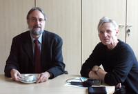 Prof. Dr. Karlheinz Brandenburg - Pressekonferenz DAT 2009
