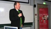 Roland Bracht - Begrüßung DAT 2007