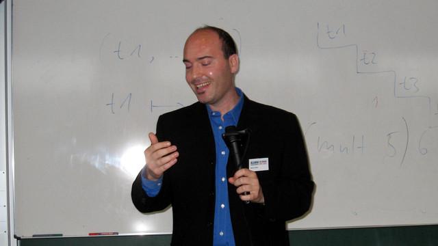 Vortrag Prof. Dr. Daniel J. Bilar - DAT 2007