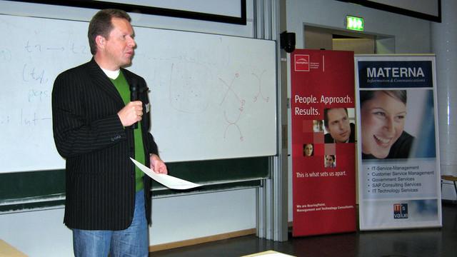 Vortragsveranstaltung DAT 2007 - Roland Bracht