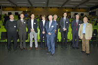 Gruppenfoto Vortragsveranstaltung