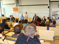 Plenum der Abschlussveranstaltung