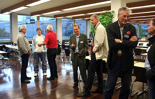 Mitgliederversammlung beim Dortmunder Alumni-Tag 2006