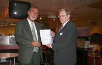 Ehrenmitgliedschaft Prof. Dr. Claus