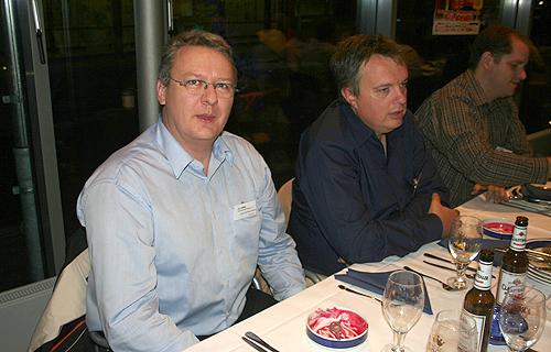 Abendveranstaltung DAT 2006