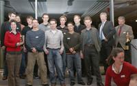 PG 548 - Preisverleihung P5-Projektgruppenpreis