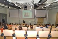Vortragsveranstaltung im Hörsaal E23
