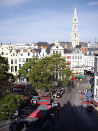 Impressionen der Brüsselfahrt (Fotos Dennis Spyra)