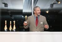 """Oliver Stoll (Preisverleihung """"P5-Projektgruppenpreis"""")"""